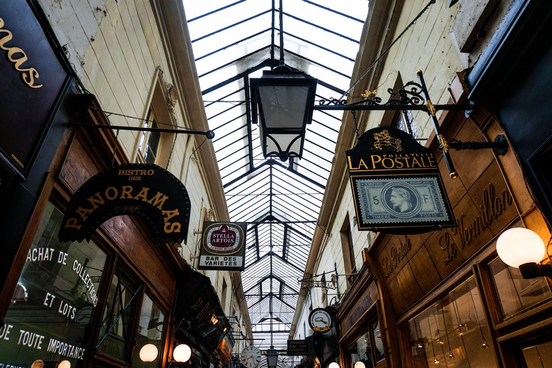 Du talon au crampon les passages secrets de paris for Les secrets de paris